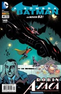A SOMBRA DO BATMAN (52) #41