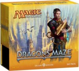 Magic: the Gathering - Dragons Maze Fat Pack