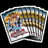 Protetor Plástico Yu-Gi-Oh! Legendary com 70 unidades