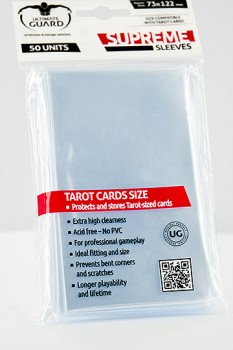 Ultimate Guard - Supreme Sleeves Tarot Cards (50)