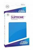 Ultimate Guard - Supreme UX Sleeves Standard Size Matte Royal Blue (80)