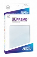 Ultimate Guard - Supreme UX Sleeves Standard Size Matte Frosted (80)