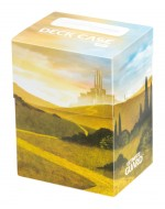 Ultimate Guard - Deck Case 80+ Standard Size Lands Edition Plains I
