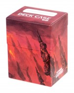 Ultimate Guard - Deck Case 80+ Standard Size Lands Edition Mountain I