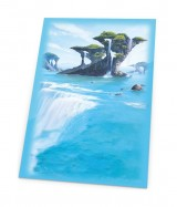 Ultimate Guard - Sleeves Standard Size Lands Edition Island I (80)
