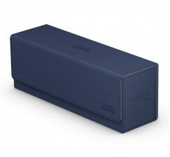 Ultimate Guard - Arkhive Flip Case 400+ Standard XenoSkin Blue
