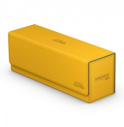 Ultimate Guard - Arkhive Flip Case 400+ Standard XenoSkin Amber