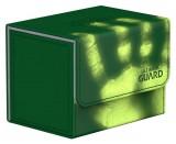 Ultimate Guard - SideWinder 80+ Standard ChromiaSkin Green