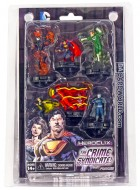 DC Heroclix: Justice League - Trinity War Crime Syndicate Fast Forces Pack (em inglês)