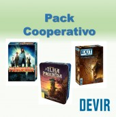 Pack Pandemic + Ilha Proibida + Exit Tumba do Faraó