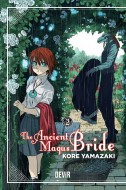 The Ancient Magus Bride: Volume 2