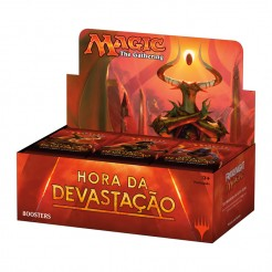 Magic: The Gathering - Hora da Devastação Booster