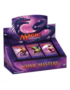 Magic - Iconic Masters Booster 24U