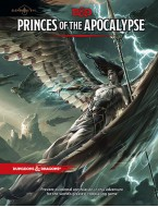 D&D Next - Princes of the Apocalypse