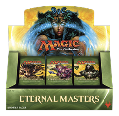 Magic the Gathering: Eternal Masters Booster