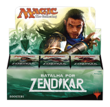 Magic: The Gathering - Batalha por Zendikar Booster