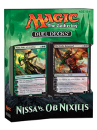 Magic: The Gathering - Duel Deck: Nissa vs. OB Nixilis