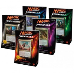 Magic: The Gathering - Commander 2015