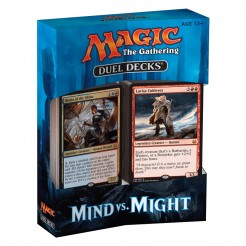 Magic: The Gathering - Duel Deck: Mind vs. Might