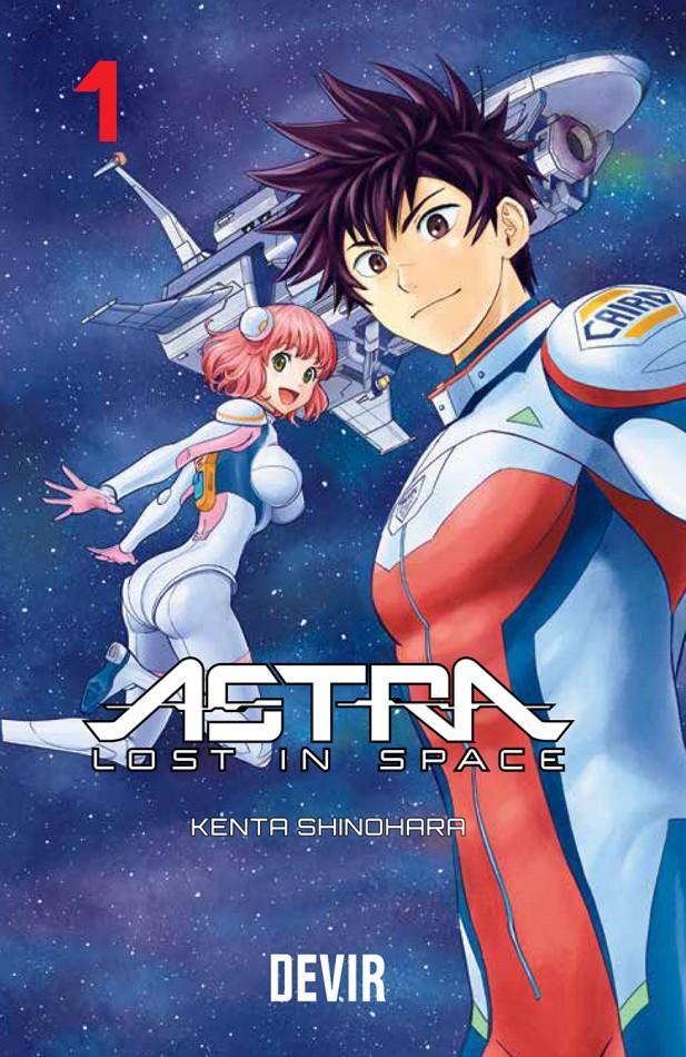 Astra lost in Space vol1 capa peq