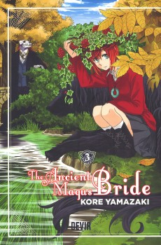 The Ancient Magus Bride: Volume 3