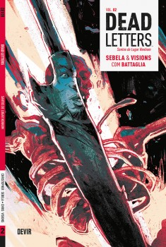 Dead Letters 2 - Santos de Lugar Nenhum