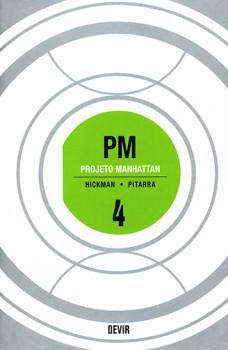 Projeto Manhattan Volume 4