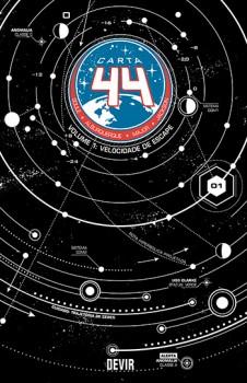 Carta 44 Vol. 1 - Velocidade de Escape