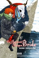 The Ancient Magus Bride: Volume 4