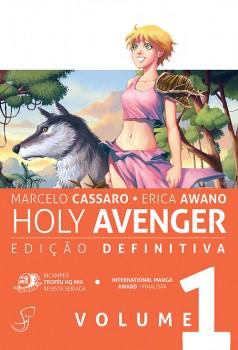 Holy Avenger - Edição Definitiva Vol.1