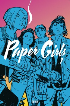 Paper Girls Vol 1