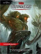 D&D Out Of The Abyss HC