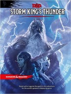 D&D Storm Kings Thunder HC