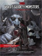 D&D Volos Guide To Monsters HC