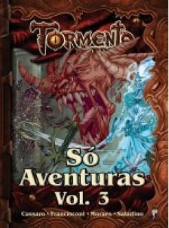 Só Aventuras Vol.3