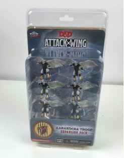 Dungeons & Dragons: Attack Wing – Wave 2 Aarakocra (em inglês)