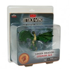 Dungeons & Dragons: Attack Wing – Wave 1 Green Dragon (em inglês)
