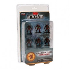 Dungeons & Dragons: Attack Wing – Wave 1 Hobgoblin Troop (em inglês)