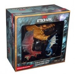Dungeons & Dragons: Attack Wing – Starter Set (em inglês)
