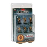 Dungeons & Dragons: Attack Wing – Wave 1 Sun Elf Guard Troop (em inglês)