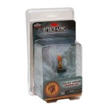 Dungeons & Dragons: Attack Wing – Wave 1 Sun Elf Wizard (em inglês)