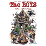 The Boys volume 4: Hora de partir