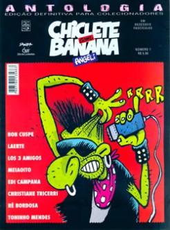 Antologia - Chiclete com Banana #01