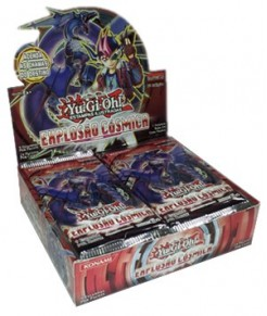 Yu-Gi-Oh! - Explosão Cósmica Booster