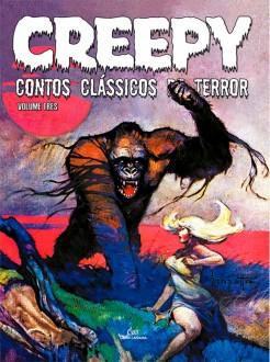 Creepy Vol. 3 Contos Clássicos de Terror (Capa dura)