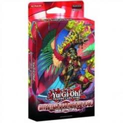 Yu-Gi-Oh! - Deck Estrutural Investida dos Reis de Fogo