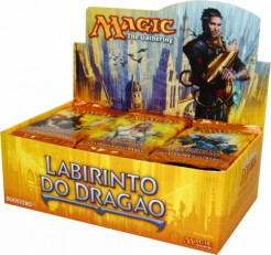 Magic: the Gathering - Labirinto do Dragão Booster