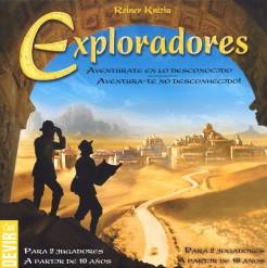 Exploradores (jogo de tabuleiro)