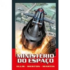 Ministério do Espaço (capa dura)