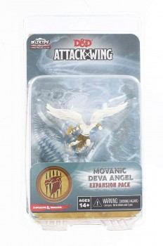 Dungeons & Dragons: Attack Wing – Wave 2 Movanic Deva Angel (em inglês)